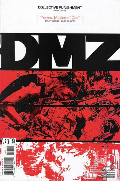 DMZ #57 Comic Books - Covers, Scans, Photos  in DMZ Comic Books - Covers, Scans, Gallery