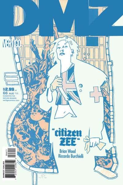 DMZ #66 comic books for sale