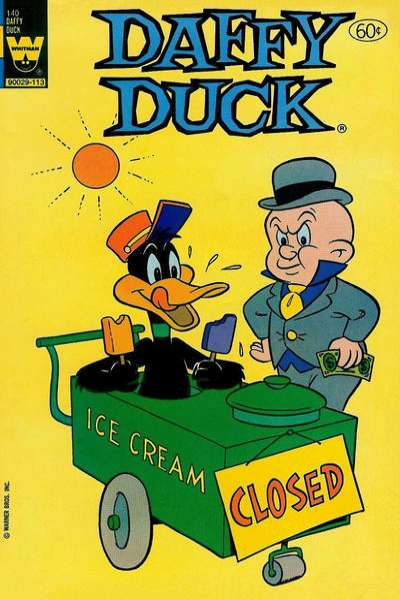 Daffy #140 comic books for sale