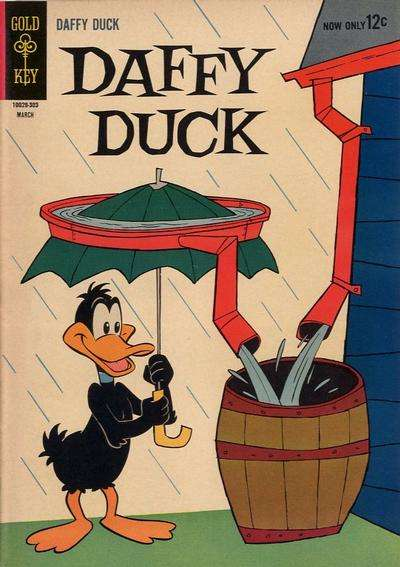 Daffy #32 comic books - cover scans photos Daffy #32 comic books - covers, picture gallery