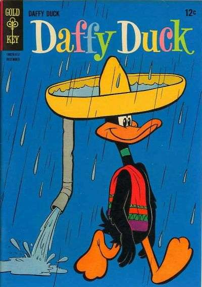 Daffy #43 comic books - cover scans photos Daffy #43 comic books - covers, picture gallery