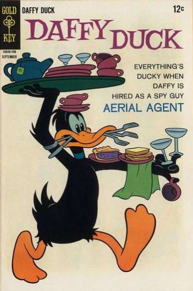Daffy #50 comic books - cover scans photos Daffy #50 comic books - covers, picture gallery