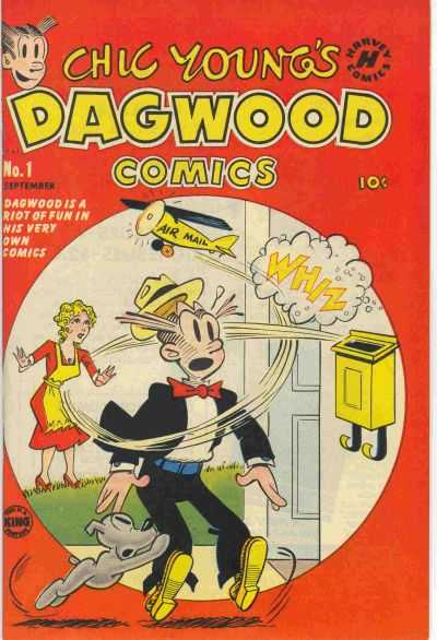 Dagwood Comic Books. Dagwood Comics.