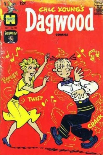 Dagwood #126 Comic Books - Covers, Scans, Photos  in Dagwood Comic Books - Covers, Scans, Gallery