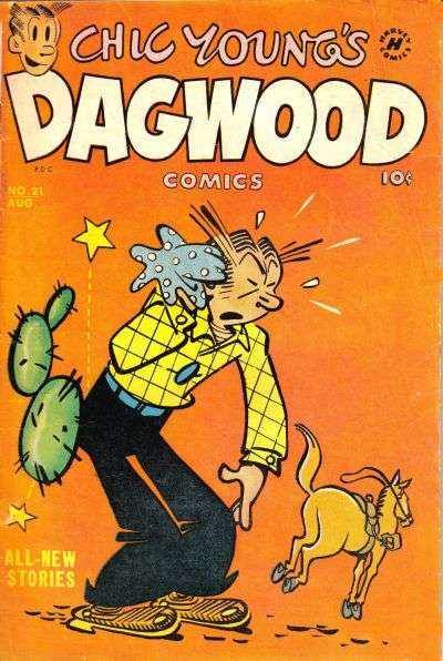 Dagwood #21 Comic Books - Covers, Scans, Photos  in Dagwood Comic Books - Covers, Scans, Gallery