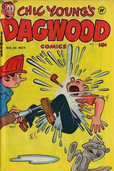 Dagwood #24 comic books for sale