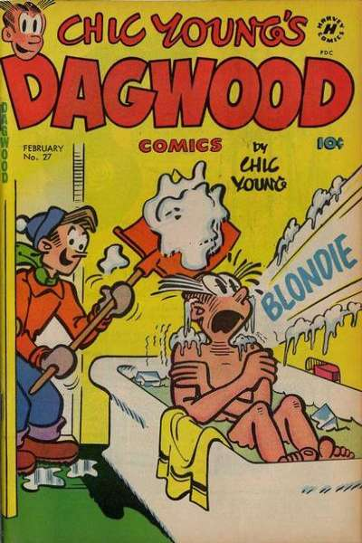 Dagwood #27 Comic Books - Covers, Scans, Photos  in Dagwood Comic Books - Covers, Scans, Gallery
