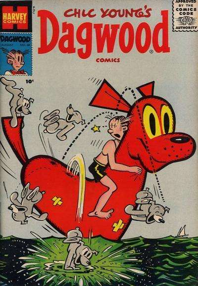 Dagwood #68 Comic Books - Covers, Scans, Photos  in Dagwood Comic Books - Covers, Scans, Gallery