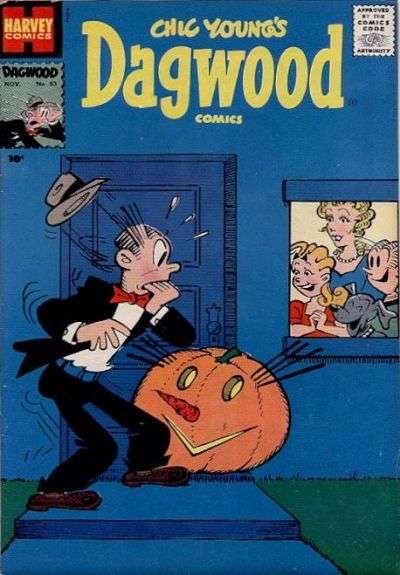 Dagwood #83 Comic Books - Covers, Scans, Photos  in Dagwood Comic Books - Covers, Scans, Gallery