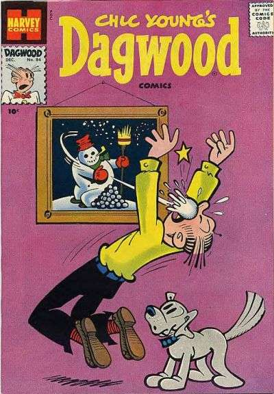 Dagwood #84 Comic Books - Covers, Scans, Photos  in Dagwood Comic Books - Covers, Scans, Gallery