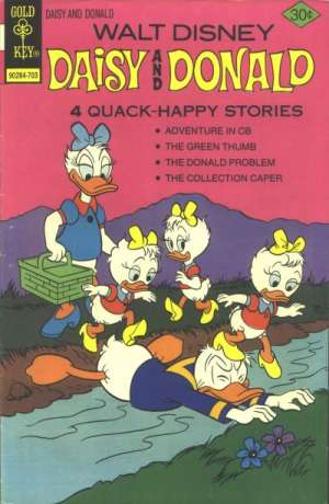 Daisy and Donald #22 Comic Books - Covers, Scans, Photos  in Daisy and Donald Comic Books - Covers, Scans, Gallery