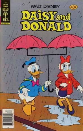 Daisy and Donald #38 comic books for sale