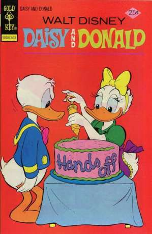 Daisy and Donald #9 Comic Books - Covers, Scans, Photos  in Daisy and Donald Comic Books - Covers, Scans, Gallery