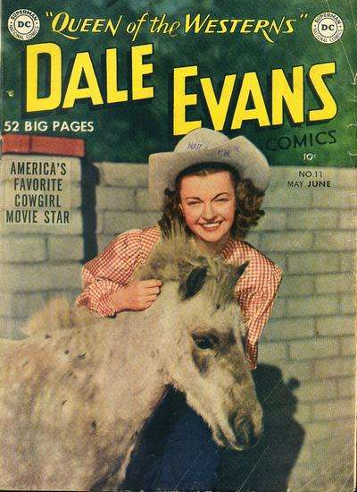 Dale Evans Comics #11 Comic Books - Covers, Scans, Photos  in Dale Evans Comics Comic Books - Covers, Scans, Gallery