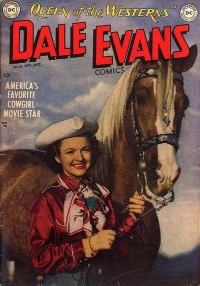 Dale Evans Comics #13 comic books for sale