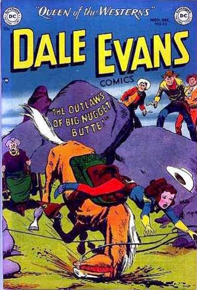 Dale Evans Comics #20 comic books for sale