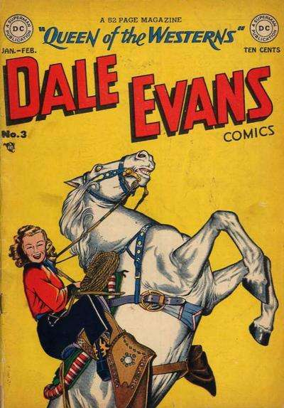 Dale Evans Comics #3 Comic Books - Covers, Scans, Photos  in Dale Evans Comics Comic Books - Covers, Scans, Gallery