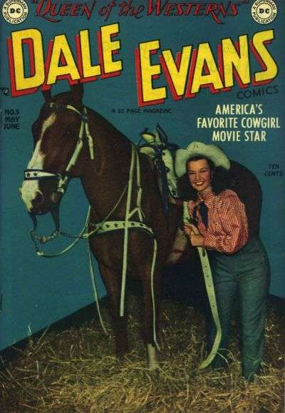 Dale Evans Comics #5 Comic Books - Covers, Scans, Photos  in Dale Evans Comics Comic Books - Covers, Scans, Gallery