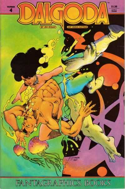 Dalgoda #4 Comic Books - Covers, Scans, Photos  in Dalgoda Comic Books - Covers, Scans, Gallery