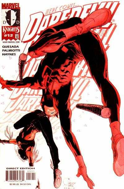 Daredevil #12 comic books - cover scans photos Daredevil #12 comic books - covers, picture gallery