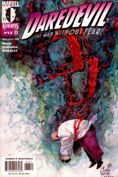 Daredevil #13 Comic Books - Covers, Scans, Photos  in Daredevil Comic Books - Covers, Scans, Gallery