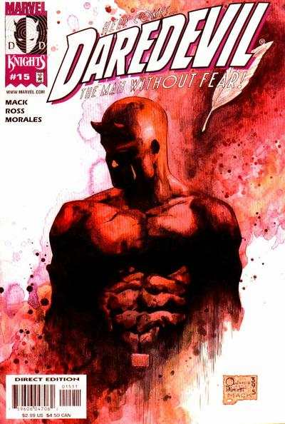 Daredevil #15 comic books for sale