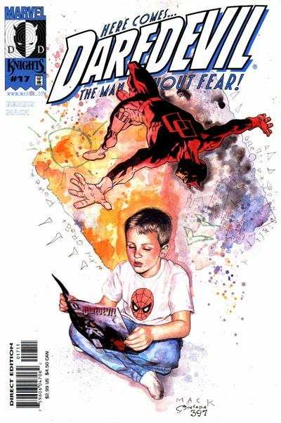 Daredevil #17 comic books - cover scans photos Daredevil #17 comic books - covers, picture gallery