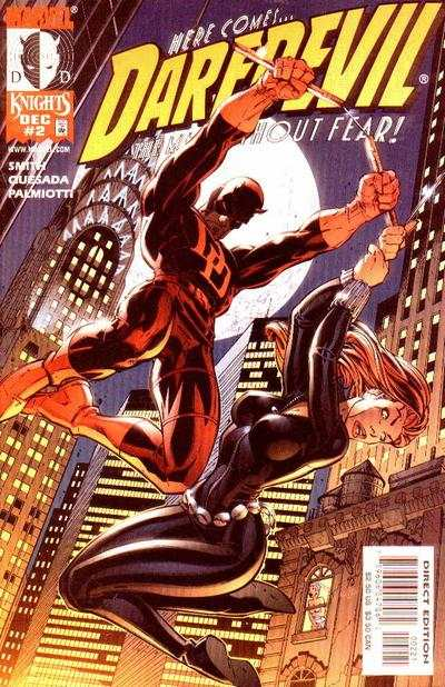 Daredevil #2 comic books - cover scans photos Daredevil #2 comic books - covers, picture gallery