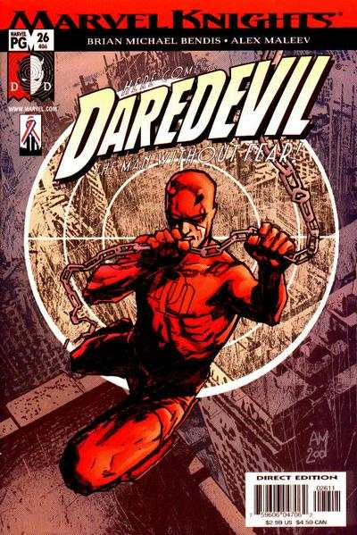 Daredevil #26 comic books for sale