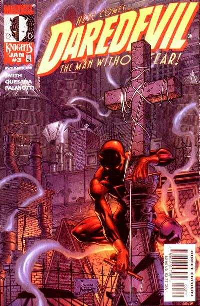 Daredevil #3 Comic Books - Covers, Scans, Photos  in Daredevil Comic Books - Covers, Scans, Gallery