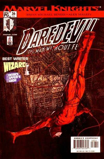 Daredevil #36 comic books for sale