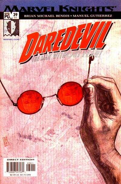 Daredevil #39 comic books for sale