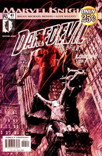Daredevil #41 comic books - cover scans photos Daredevil #41 comic books - covers, picture gallery
