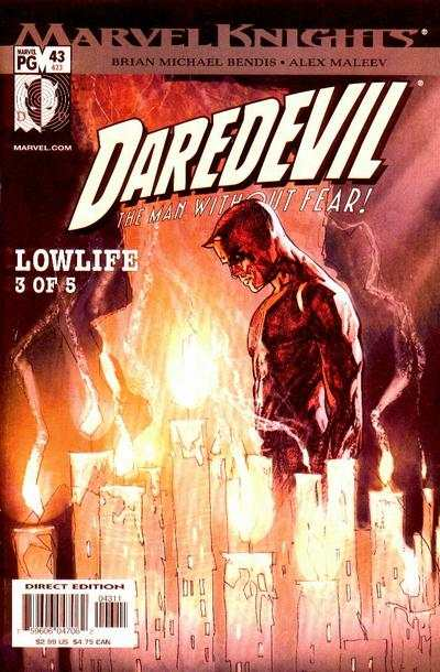 Daredevil #43 comic books - cover scans photos Daredevil #43 comic books - covers, picture gallery