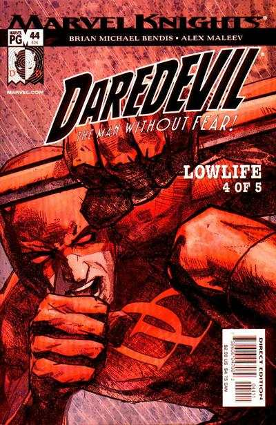 Daredevil #44 comic books - cover scans photos Daredevil #44 comic books - covers, picture gallery