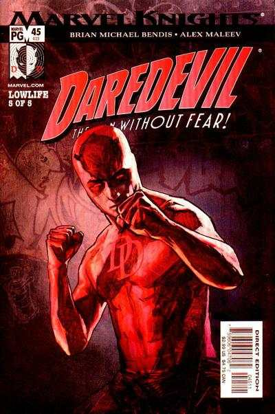 Daredevil #45 comic books for sale