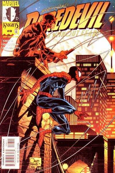 Daredevil #8 Comic Books - Covers, Scans, Photos  in Daredevil Comic Books - Covers, Scans, Gallery