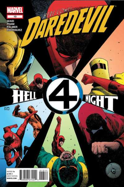 Daredevil #13 comic books for sale