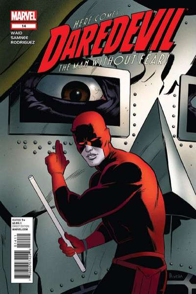 Daredevil #14 Comic Books - Covers, Scans, Photos  in Daredevil Comic Books - Covers, Scans, Gallery