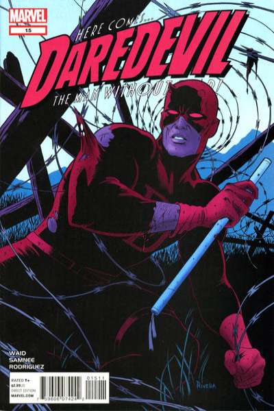 Daredevil #15 comic books - cover scans photos Daredevil #15 comic books - covers, picture gallery
