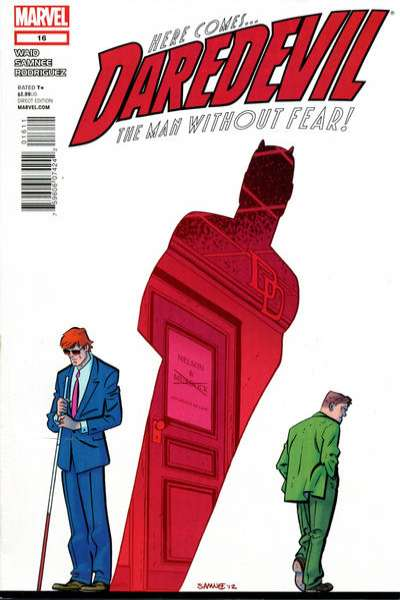Daredevil #16 comic books - cover scans photos Daredevil #16 comic books - covers, picture gallery