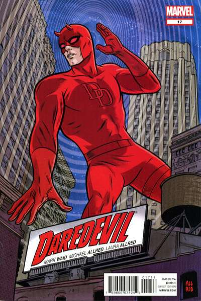 Daredevil #17 comic books for sale