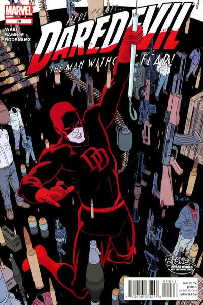 Daredevil #20 comic books - cover scans photos Daredevil #20 comic books - covers, picture gallery