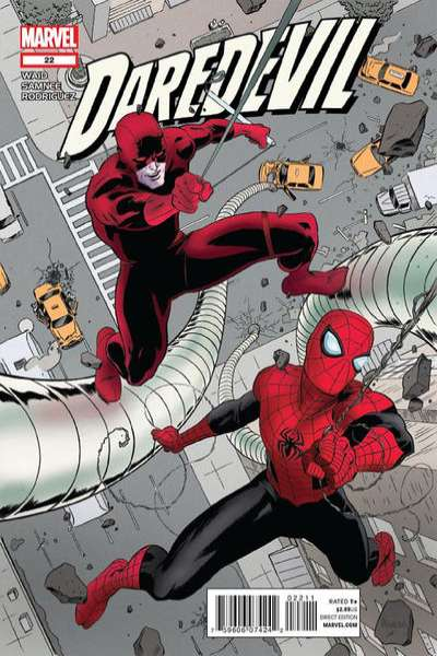 Daredevil #22 comic books for sale