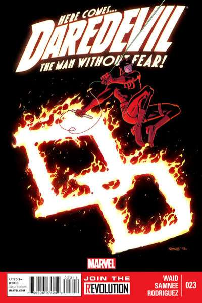 Daredevil #23 comic books for sale