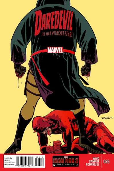 Daredevil #25 Comic Books - Covers, Scans, Photos  in Daredevil Comic Books - Covers, Scans, Gallery