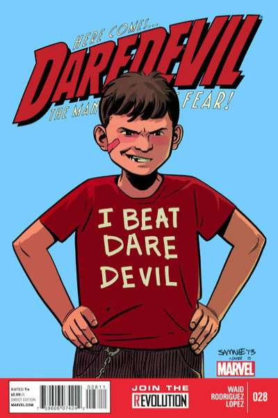 Daredevil #28 comic books for sale