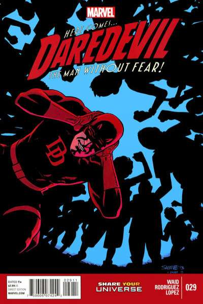 Daredevil #29 comic books - cover scans photos Daredevil #29 comic books - covers, picture gallery