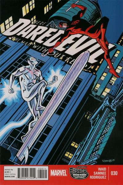 Daredevil #30 comic books - cover scans photos Daredevil #30 comic books - covers, picture gallery