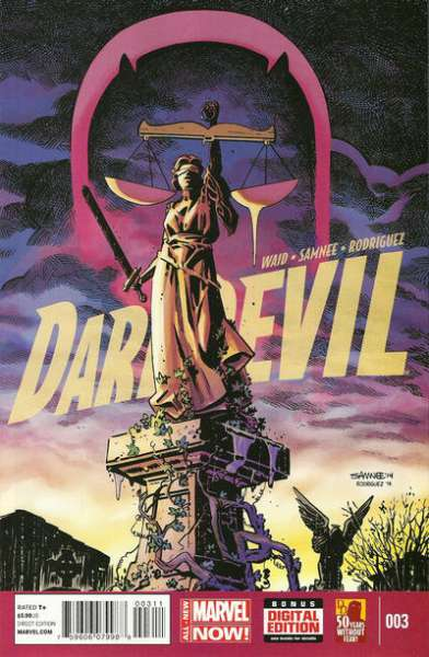 Daredevil #3 comic books - cover scans photos Daredevil #3 comic books - covers, picture gallery